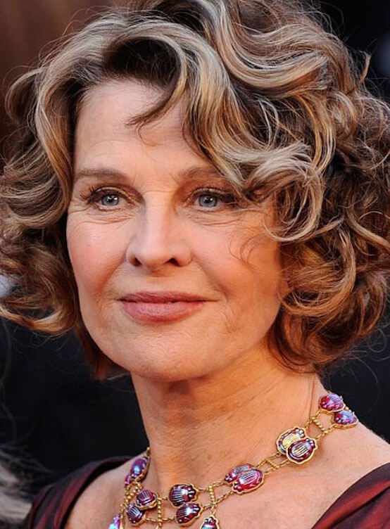 Short Curly Hairstyles for Women Over 50 | Best Women\'s Hairstyles ...