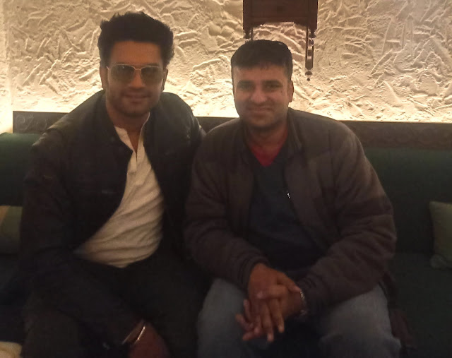 A rendezvous with Sharad Kelkar
