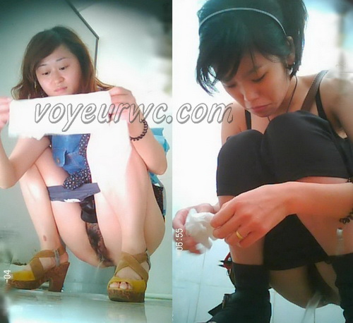 ChinaVoyeur B355-362 (China Public Toilet Hidden Cam)