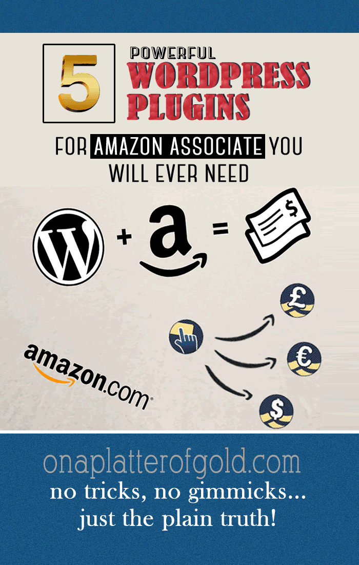 5 Powerful WordPress Plugins for Amazon Associates You Will Ever Need