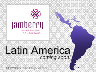 Jamberry is expanding to Latin America in 2016.   Our team is looking for bilingual leaders to assist with the expansion!   Email GLOWGirls@NoelGiger.com for more information!