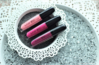 Review: 3x LOVlicious Caring Volume Gloss - www.annitschkasblog.de