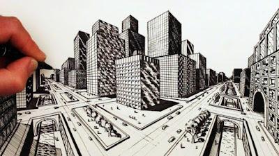 Mengenal-Perbedaan-Perspektif-2D-dan-3D
