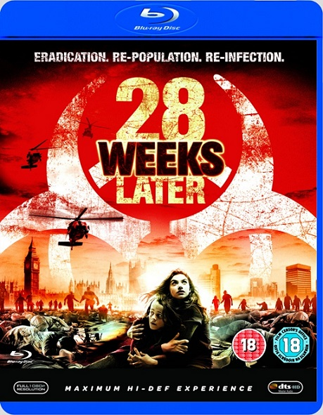 28 Weeks Later (28 Semanas Después/Exterminio 2) (2007) m1080p BDRip 9.7GB mkv Dual Audio DTS-HD 5.1 ch