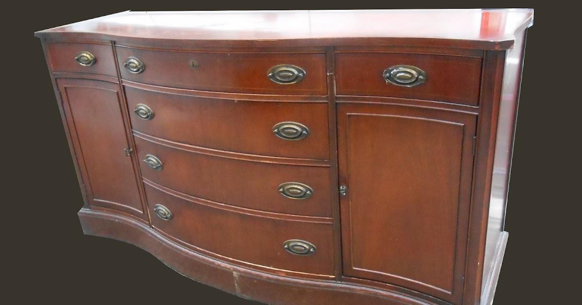 Uhuru Furniture Amp Collectibles Duncan Phyfe Style Buffet