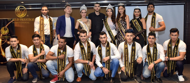 Mister World Prestige International Pageant