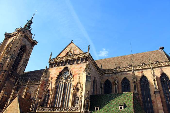 Martinsmünster in Colmar