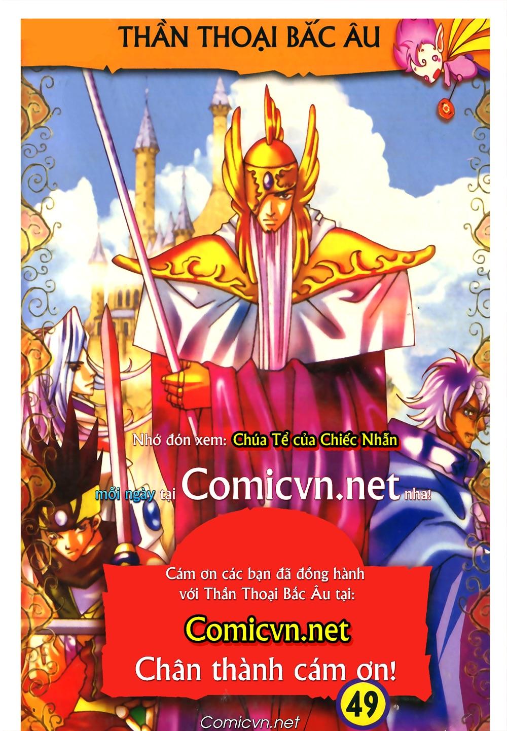 Thần thoại Bắc Âu - Chapter 49: Một thế giới mới - Pic 47