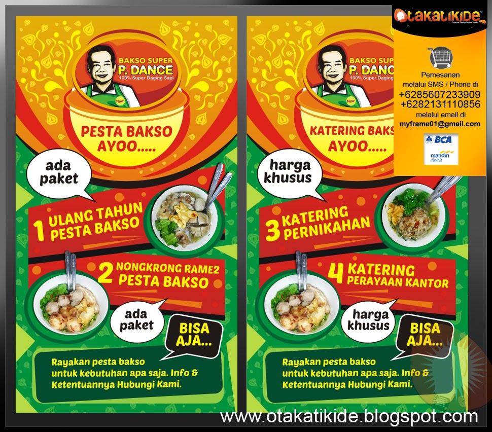 Jasa Desain Promosi Rumah Makanjasa desain kemasan produk ...
