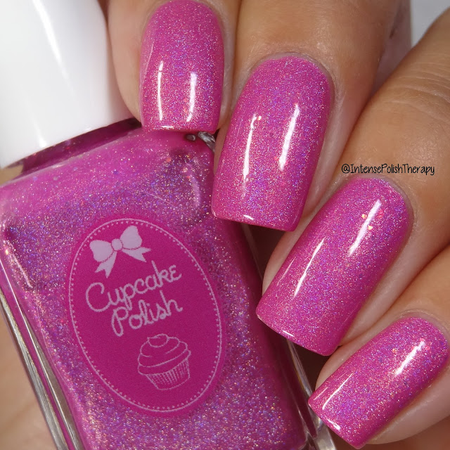 Cupcake Polish Highly Cultured