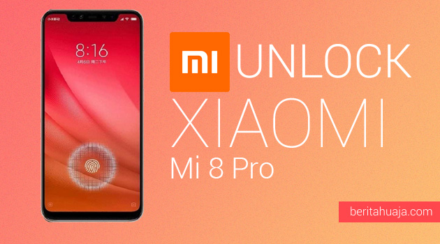 How to Unlock Bootloader Xiaomi Mi 8 Pro (UD)