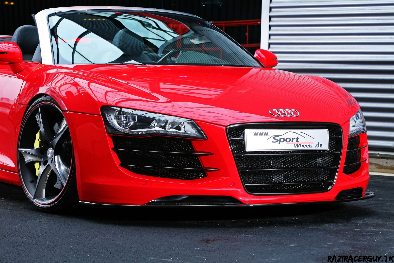 Lieblings Audi R8 Spyder Tuned by Sport Wheels ~ Sports & Modified Cars @LS_31