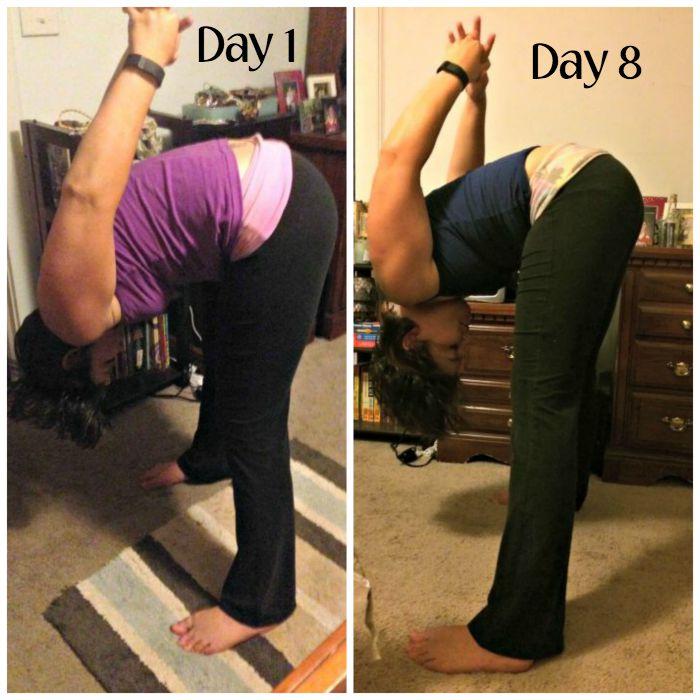 Journey to Splits - Week 2 Progress — Aubrey E  Shaw