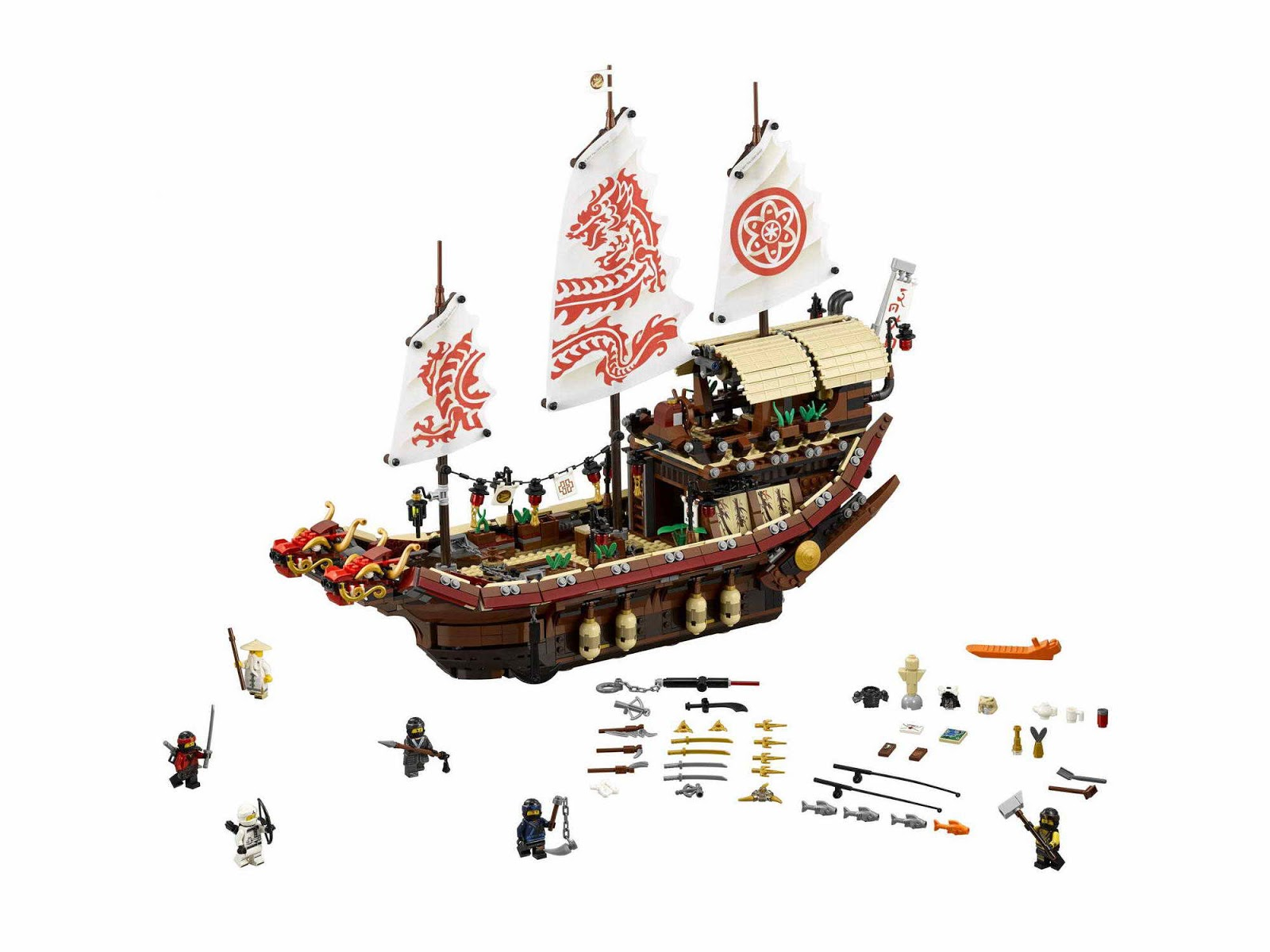 LEGO gosSIP: 170617 LEGO 70618 Destiny's Bounty box art ...