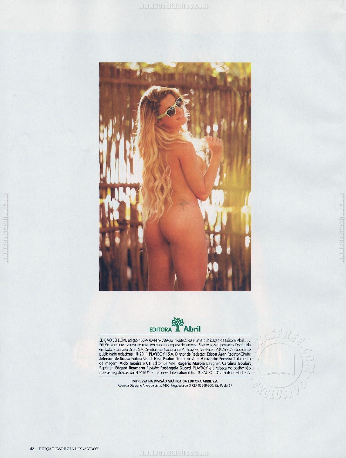 Aline Riscado Playboy fotos (não tão) inéditas da dançarina aline riscado, da