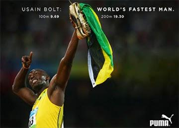 8b62f1dbe9 A PUMA havia apostado no jovem atleta bem antes de ele ser conhecido