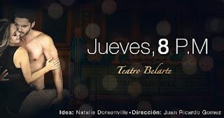 40 y 20 TANGO   Teatro Belarte 3