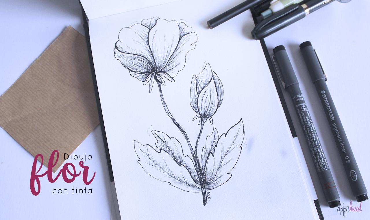 Pintando Flor En Blanco Y Negro A Place For My Head By Irene Ganma