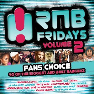 ZCLhVys - RnB Fridays Vol.2 (2017)