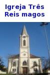 Igreja Evangelica Três Reis Magos - Hamburgo Velho