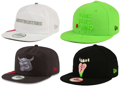 Ghostbusters x New Era Classic Movie Hat Collection by Nas