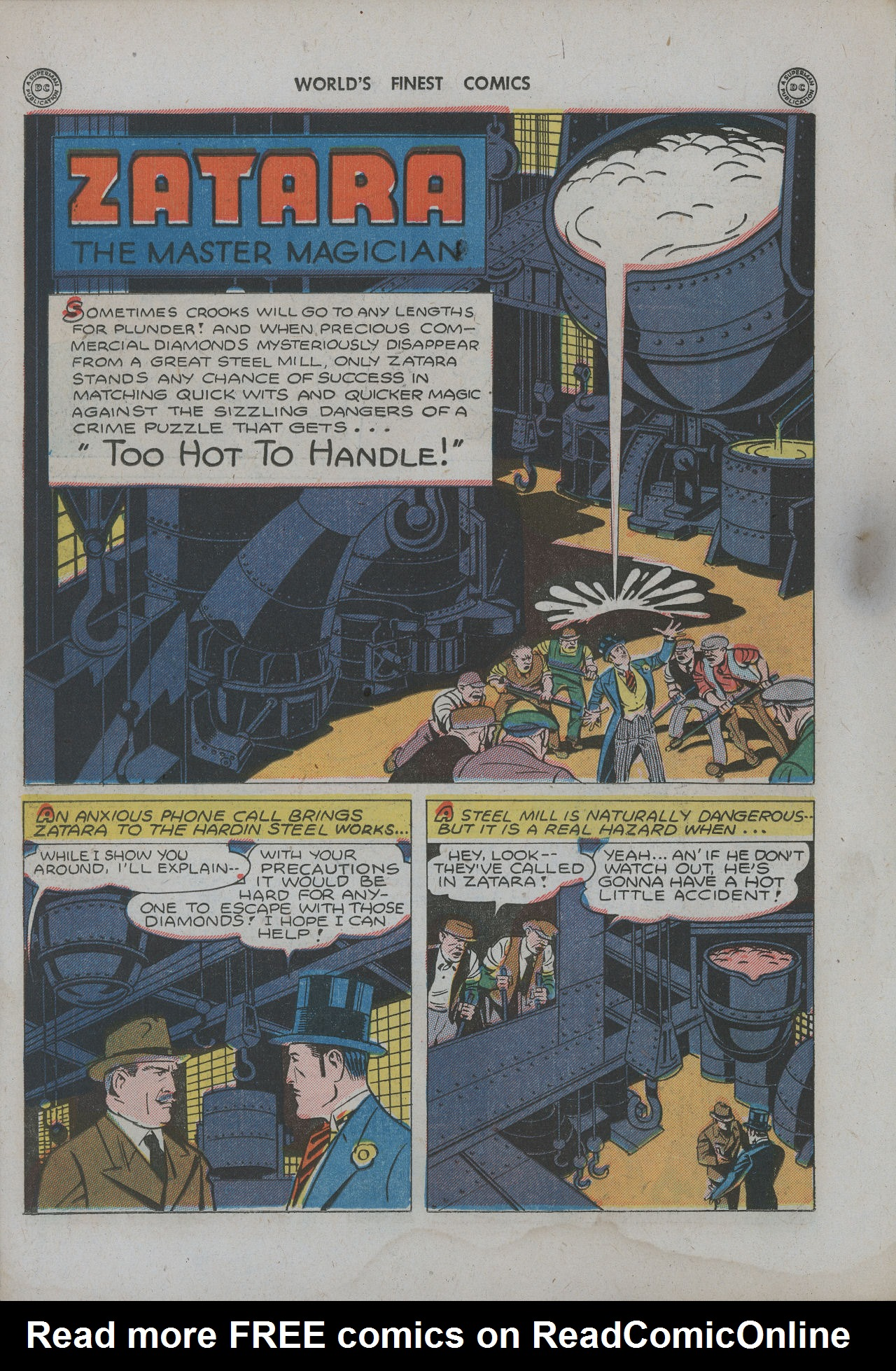 Read online World's Finest Comics comic -  Issue #15 - 27