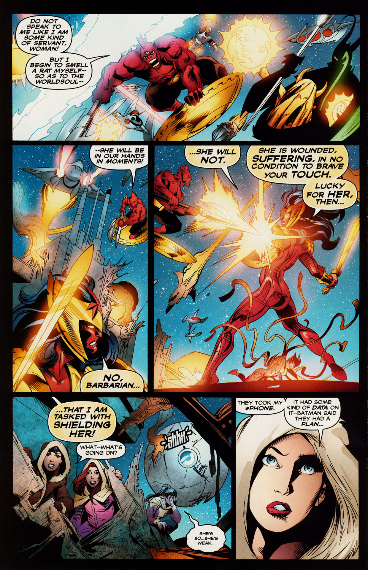 Read online Trinity (2008) comic -  Issue #48 - 8