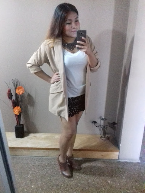 office outfit lizzy justiniano