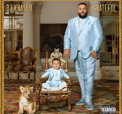 Dj Khaled S And His Son Ashad Dapper On His Grateful Album