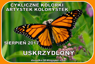 sierpień - motyli