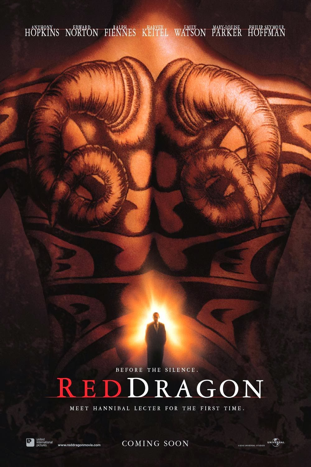 The Geeky Guide to Nearly Everything: [Movies] Red Dragon ...