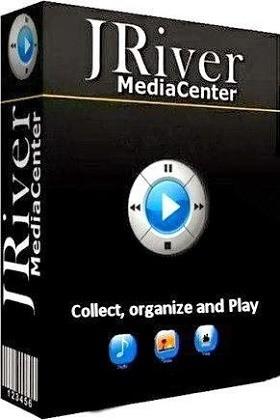 تحميل برنامج مشغل الفيديو والصوتيات JRiver Media Center 2019