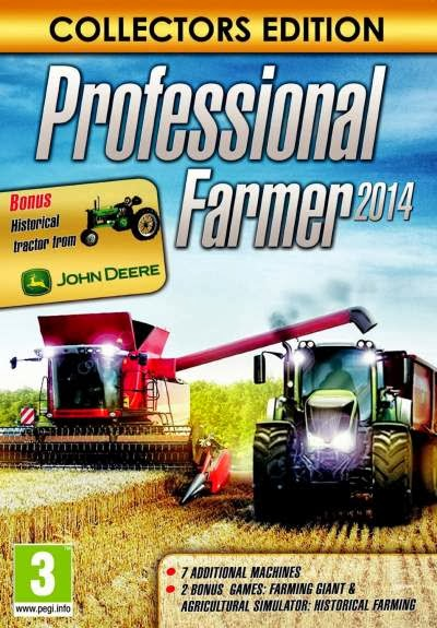 PROFESSIONAL FARMER 2014 TINYISO