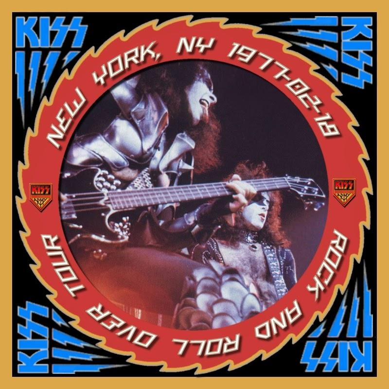 Plumdusty 39 S Page Kiss 1977 02 18 Madison Square Garden Ny Ny