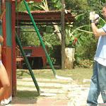 Andrea Rincon, Selena Spice Galeria 33: Gorra Azul, Cachetero Azul Foto 84