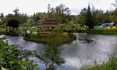 Bumi Perkemahan Mandalawangi