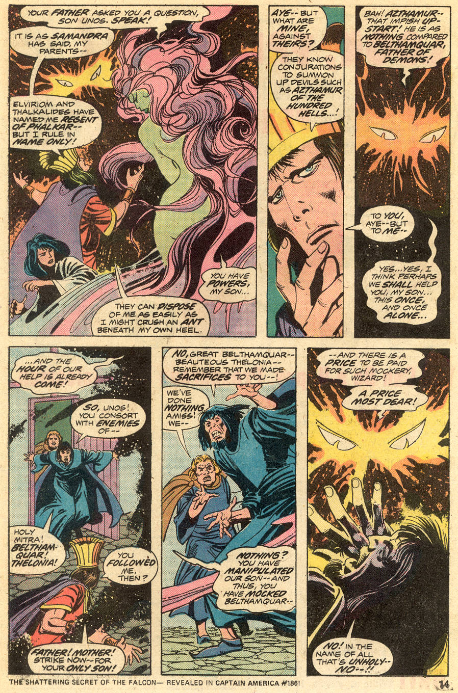 Conan the Barbarian (1970) Issue #51 #63 - English 9