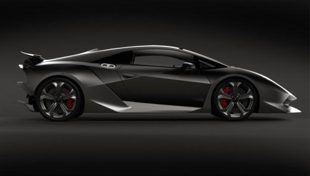 Lamborghini To Start Sesto Elemento Production Licence To Drive