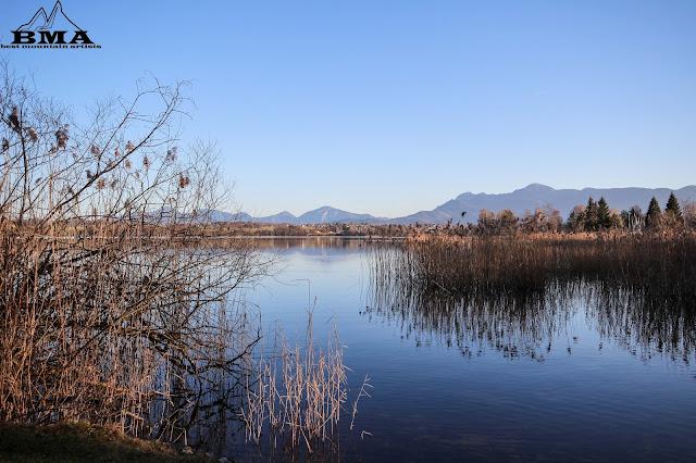 Wanderweg rund um den Staffelsee mit Best Mountain Artists - Wandern in Bayern - Premiumwege in Deutschland