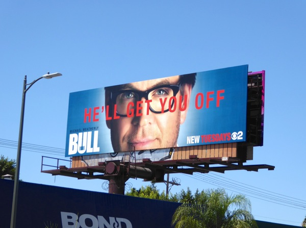 Bull He'll get you off billboard