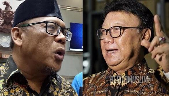 Eggi Sudjana : KPK Enggak Boleh Jadi Penakut, KPK Harus Panggil Tjahjo Kumolo!
