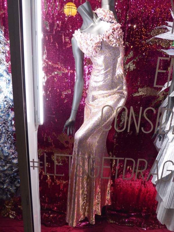 RuPauls Drag Race season 9 sequin gown