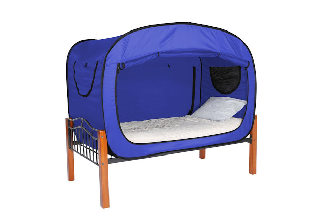 Toddler Bed Tent or Pop up Playspace