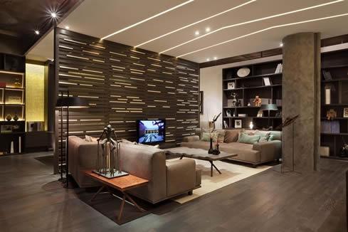 Espacio n 8 escritorio en casa foa la boca buenos aires arquitecta viviana melamed - Arquitectura interior ...