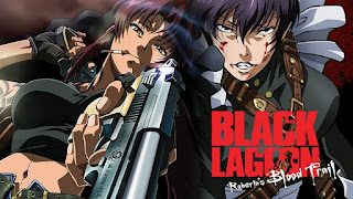Black Lagoon Roberta´s Blood Tail – [3° Temporada] – Todos os Episódios