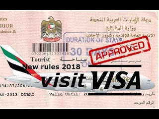 UAE announces new rules for tourist visas