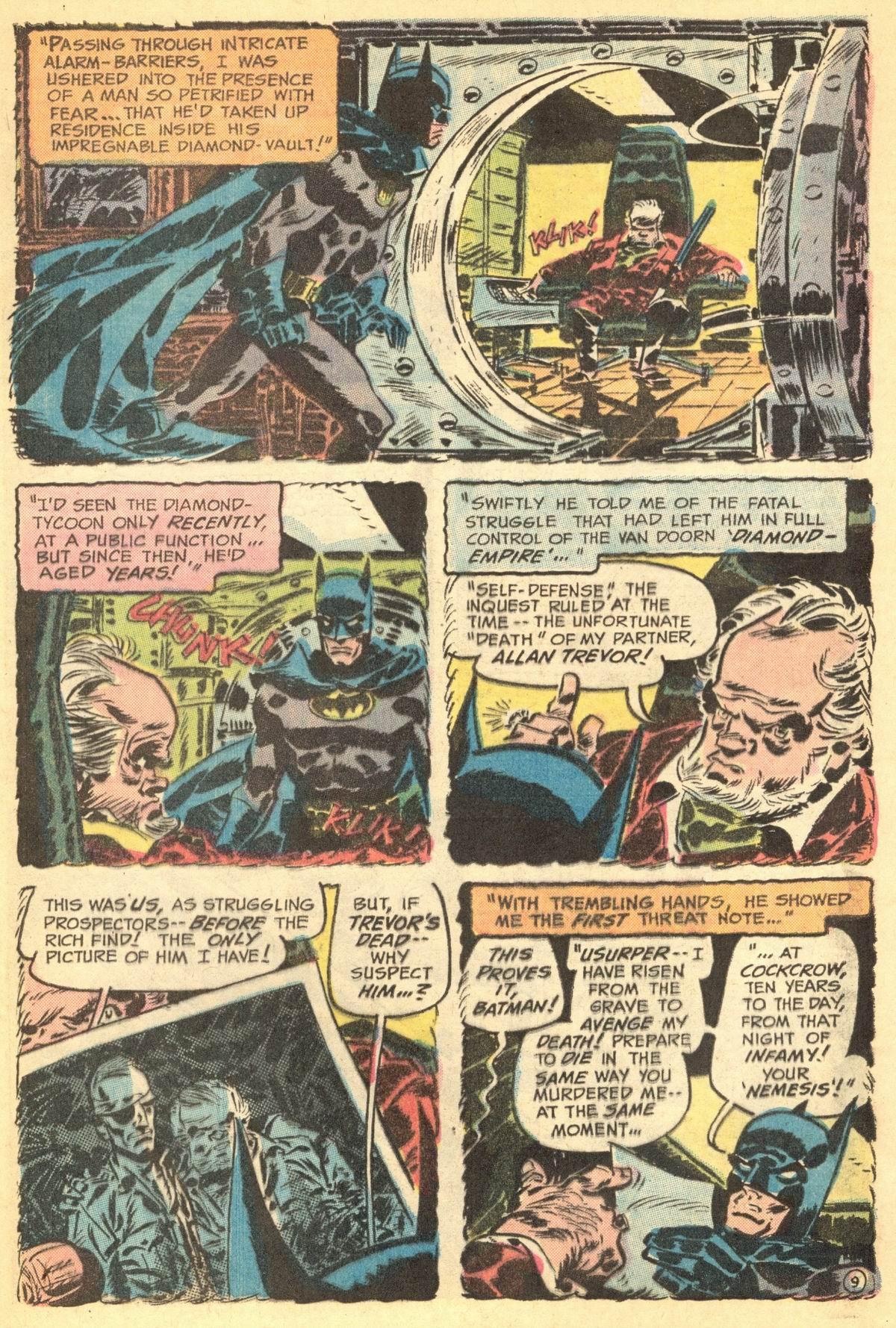 Detective Comics (1937) 420 Page 12