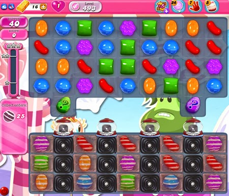Candy Crush Saga 493
