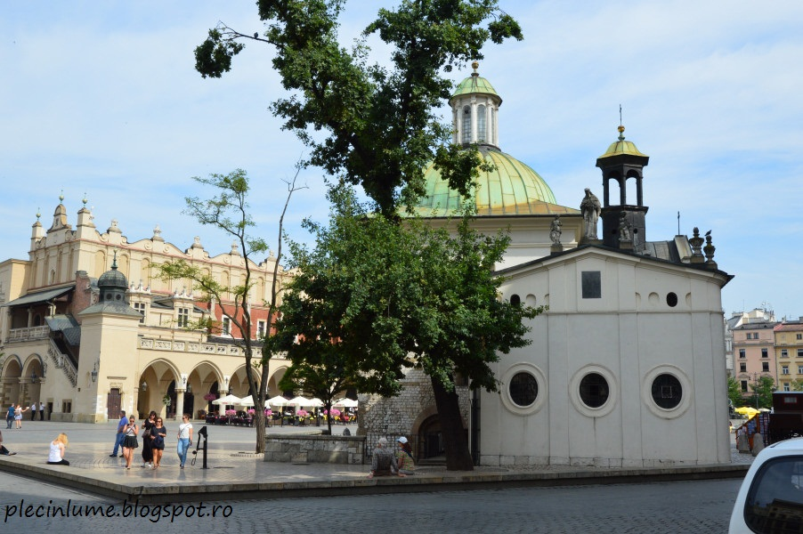 Biserica Sfantul Adalbert din Cracovia