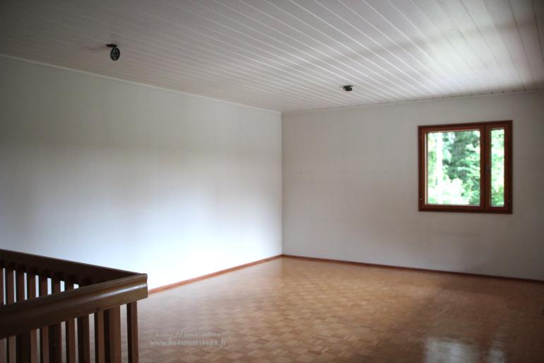 tyhjä olohuone